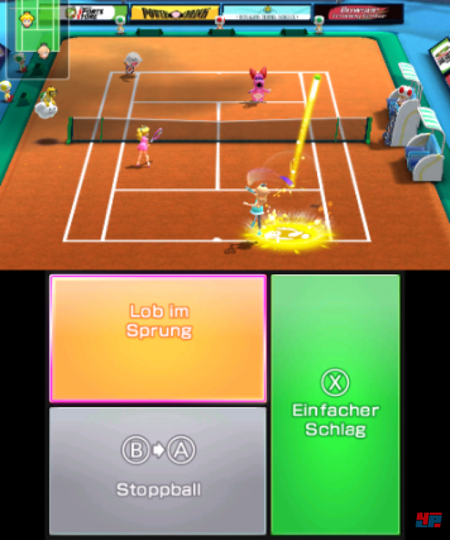 Screenshot - Mario Sports Superstars (3DS) 92542200