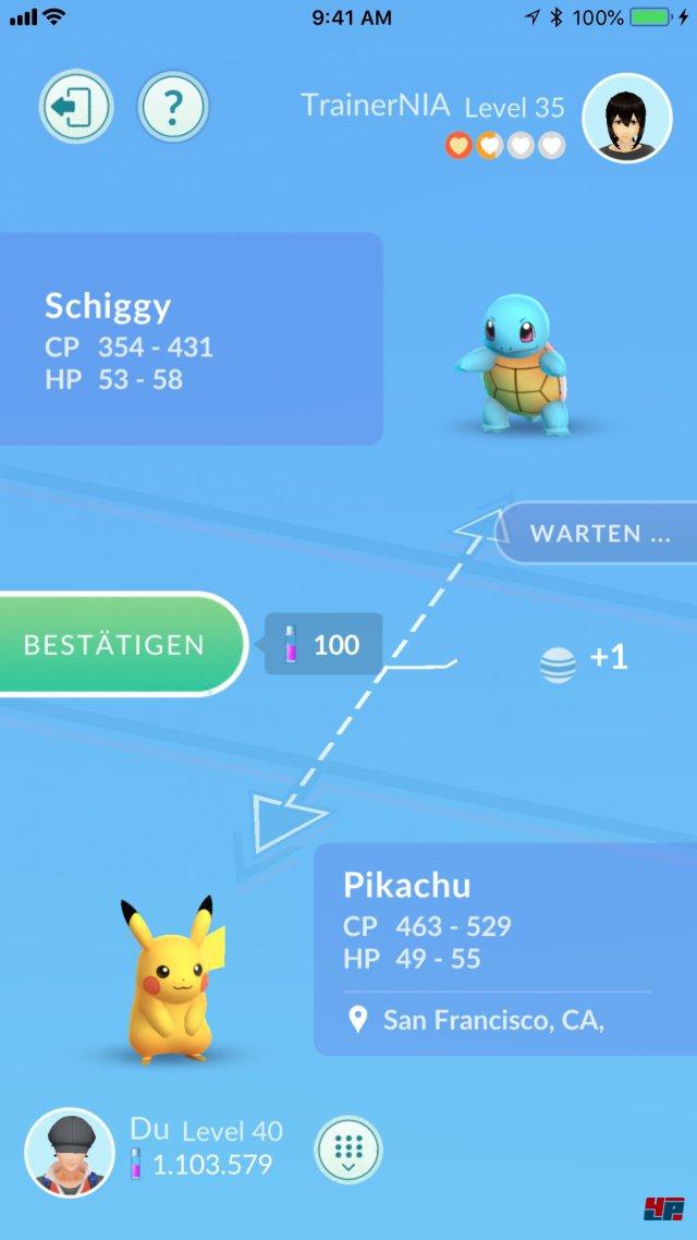 Screenshot - Pokémon GO (Android) 92567956
