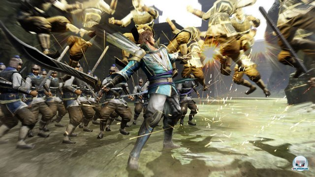 Screenshot - Dynasty Warriors 8 (PlayStation3) 92433557