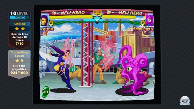 Screenshot - Marvel vs. Capcom Origins (360) 2374132