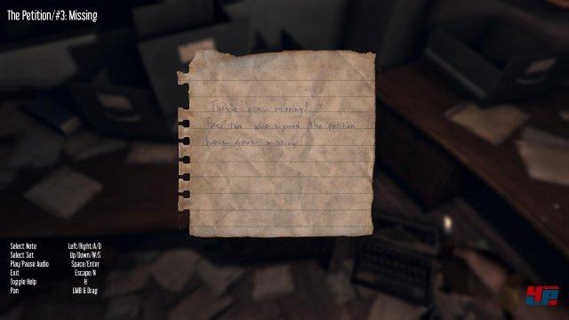 In Notizen erfährt man Hintergründe zur leicht verwirrenden Geschichte.