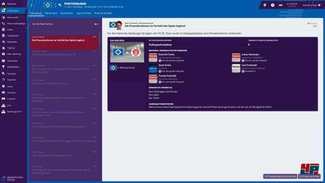 Screenshot - Football Manager 2019 (PC) 92577067
