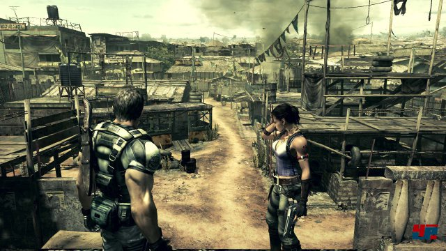 Screenshot - Resident Evil 5 (PlayStation4) 92526548