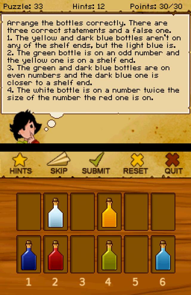 Screenshot - Das Geheimnis von Dragonville: May's Mystery (NDS)