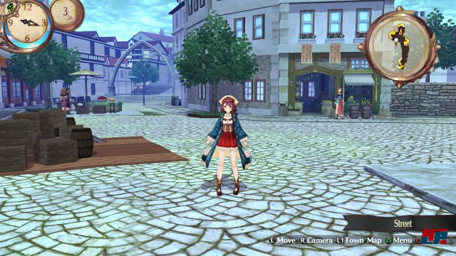 Screenshot - Atelier Sophie: The Alchemist of the Mysterious Book (PS4) 92527383