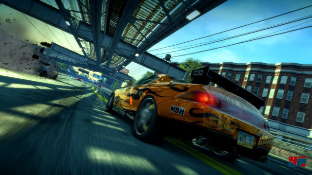 Screenshot - Burnout Paradise (PC) 92560100