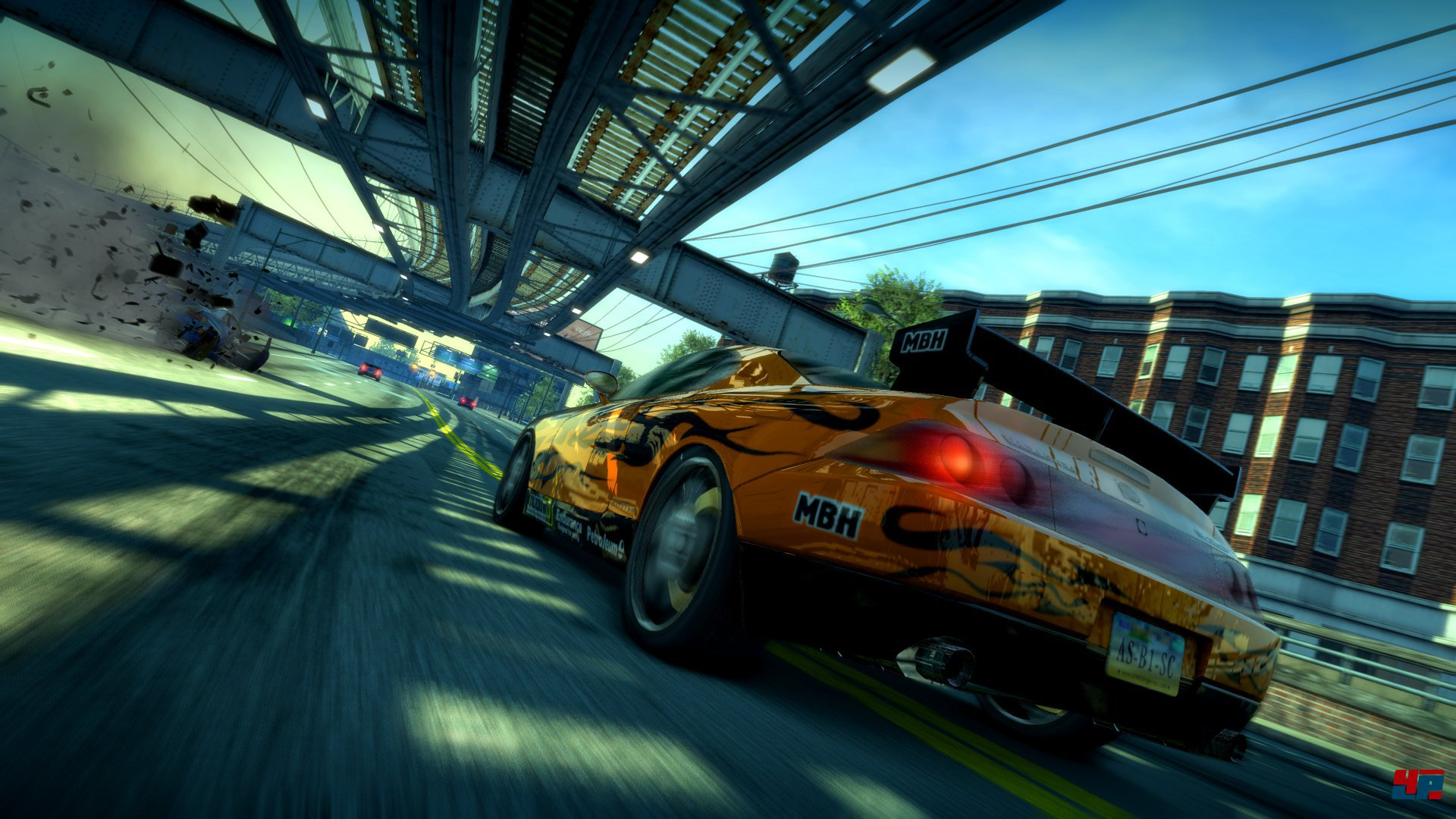 Screenshot- Burnout Paradise
