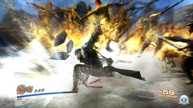 Screenshot - Dynasty Warriors 7: Empires (PlayStation3) 2361627