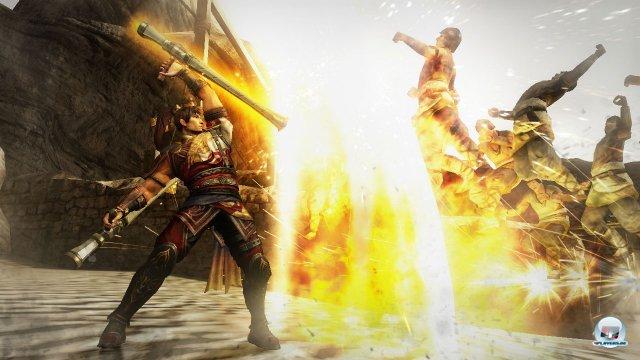 Screenshot - Dynasty Warriors 8 (PlayStation3) 92433782