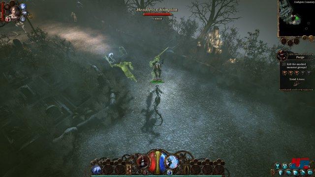 Screenshot - The Incredible Adventures of Van Helsing: Final Cut (PC) 92516060