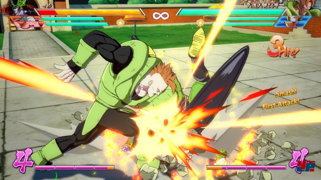 Screenshot - DragonBall FighterZ (PC)