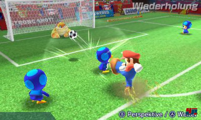 Screenshot - Mario Sports Superstars (3DS) 92542169