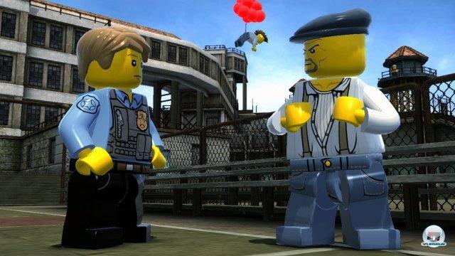 Screenshot - Lego City: Undercover (Wii_U) 92432547