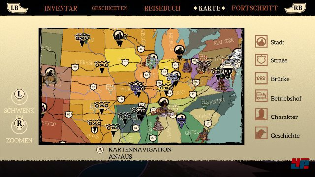 Screenshot - Where the Water Tastes Like Wine (PC)