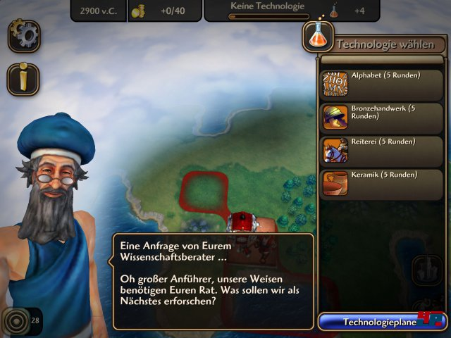 Screenshot - Civilization Revolution 2 (iPad) 92486655