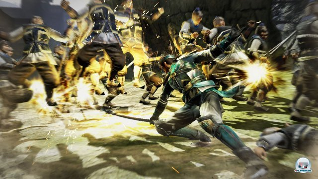 Screenshot - Dynasty Warriors 8 (PlayStation3) 92433712