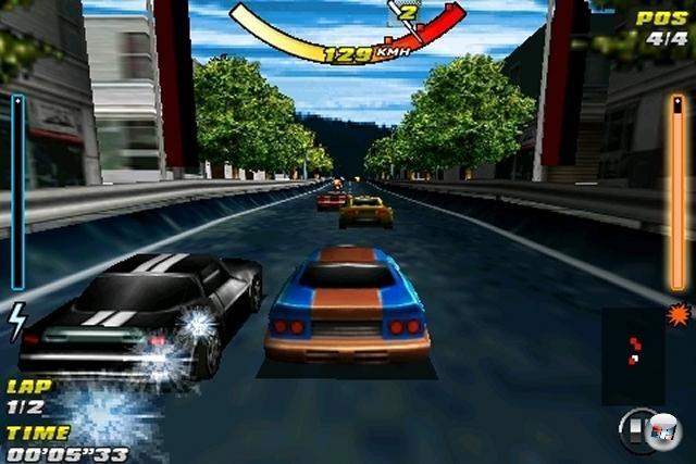 <b>Bestes Rennspiel: Raging Thunder</b><br><br> Im Falle der Rennspiele einen Favoriten rauszupicken ist echt schwer - dieses Genre ist eines der bev�lkertsten im AppStore! Und dennoch sticht Raging Thunder gleich in mehrere Hinsicht hervor: Es steuert sich fantastisch, es bietet hervorragende Grafik, viele Spielmodi - und es erinnert frappierend an den DOS-Klassiker �Bleifu߫!<br><br>Ebenfalls empfehlenswert: Pole Position Remix, Asphalt 4: Elite Racing, Fastlane Street Racing, Moto Chaser, Ferrari GT: Evolution, VW Polo Challenge, Aqua Moto Racing<br><br> 1950713
