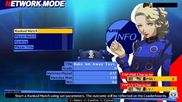 Screenshot - Persona 4: Arena (360) 92460567