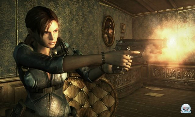 Screenshot - Resident Evil: Revelations (3DS) 2298637