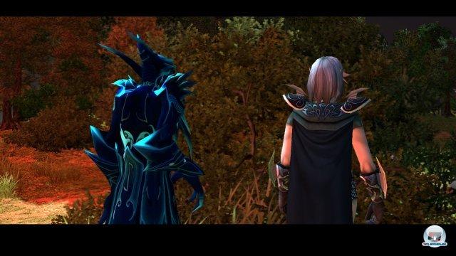 Die maue Story ist leider genretypisch für ein Action-RPG.