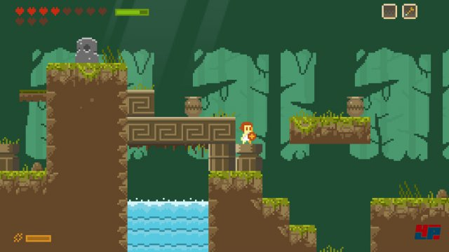 Screenshot - Elliot Quest (PC)