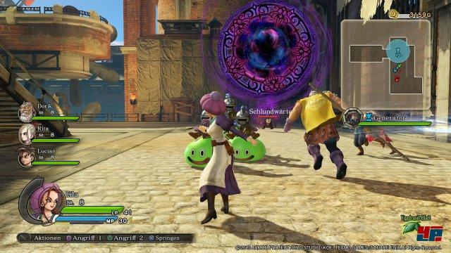 Kein Dragon Quest kann auf Schleim als Gegner oder Freund verzichten.