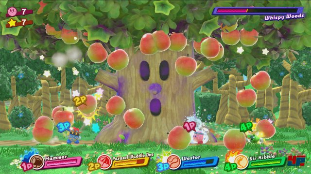 Screenshot - Kirby (Arbeitstitel) (Switch)