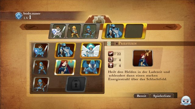 Screenshot - Might & Magic: Clash of Heroes (PC) 2271937