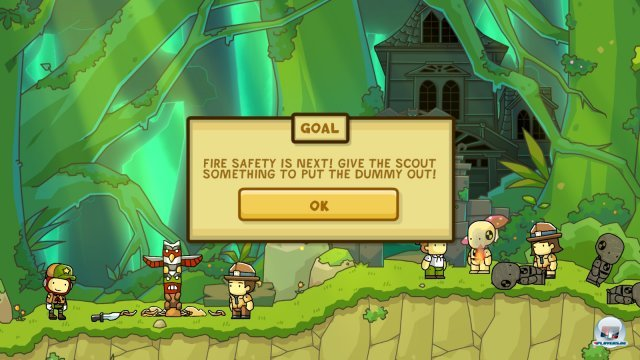 Screenshot - Scribblenauts Unlimited (Wii_U) 2362967