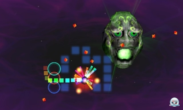 Screenshot - Dream Trigger 3D (NDS)