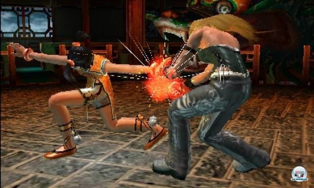 Screenshot - Tekken 3D Prime Edition (3DS) 2250722