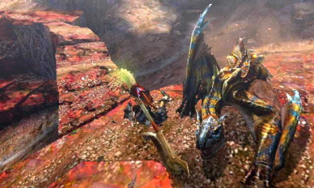 Screenshot - Monster Hunter 4 (3DS) 92399037