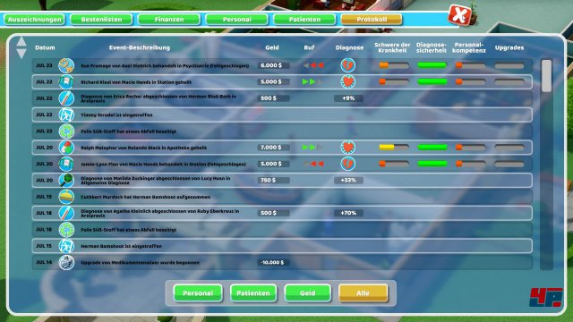 Screenshot - Two Point Hospital (PC) 92573110