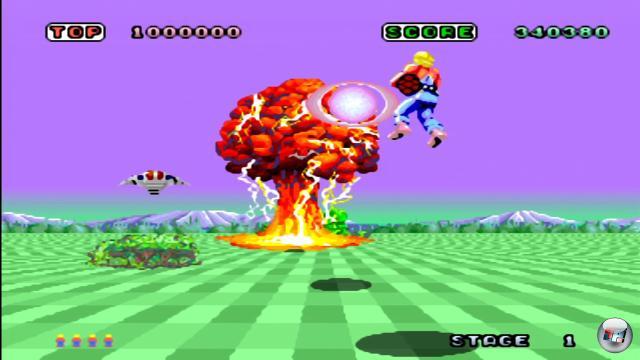 Neben 40 Mega Drive-Titeln enthält die Collection auch neun Arcade- und Master System-Spiele, die auf clevere Weise freizuschalten sind.