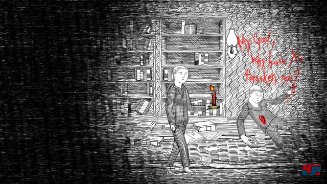 Screenshot - Neverending Nightmares (Android)