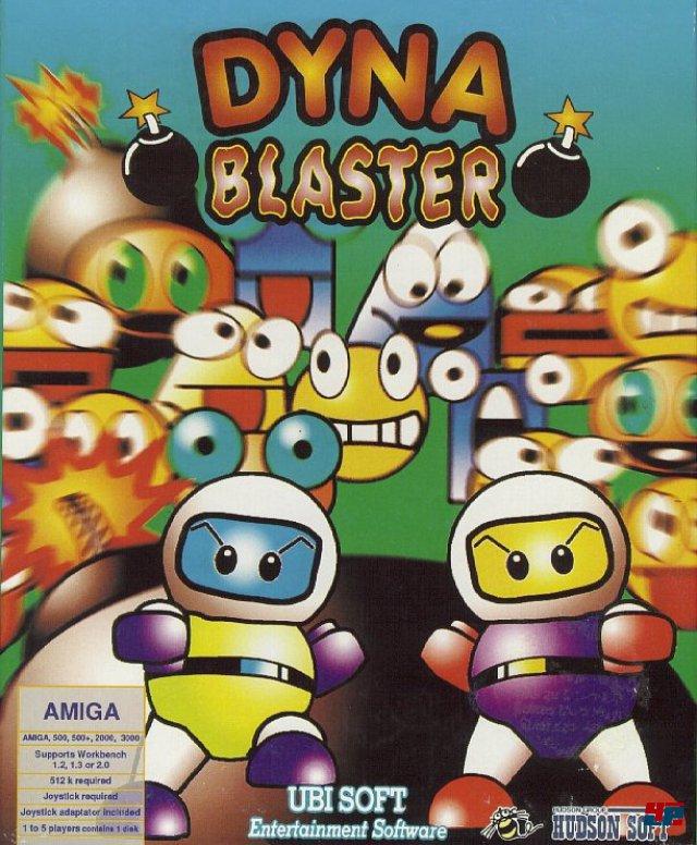 Screenshot - Bomberman - Dynablaster (Oldie) (PC)