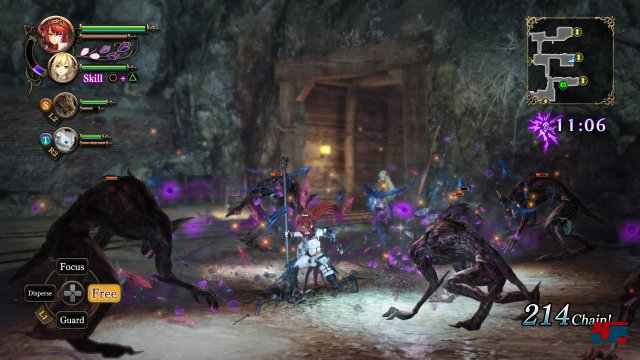 Screenshot - Nights of Azure 2: Bride of the New Moon (PC) 92552547
