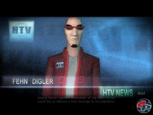 Kann man den News noch trauen? Und was wollen die Aliens eigentlich? Als investigative Kampf-Reporterin könnt ihr es herausfinden...