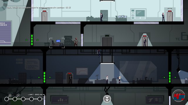 Vom Konzept zum eigenen Spiel: Selbst Gunpoint-Entwickler Tom Francis erwähnt Ronin lobend.