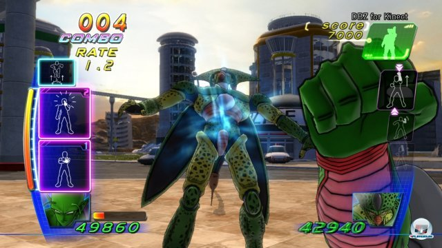 Screenshot - DragonBall Z f�r Kinect (360) 2362907