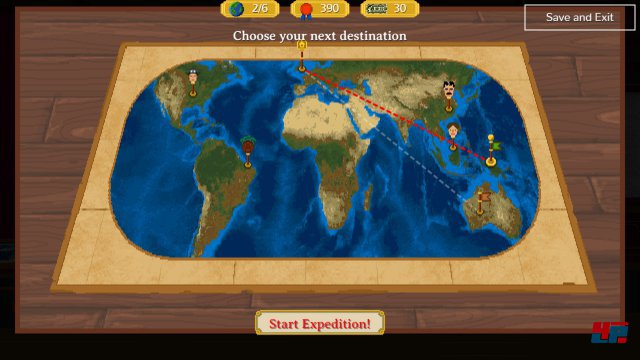 Screenshot - The Curious Expedition (PC) 92532837