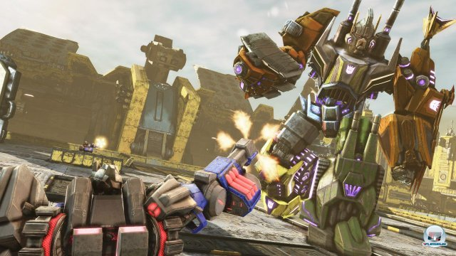 Screenshot - TransFormers: Untergang von Cybertron (360)