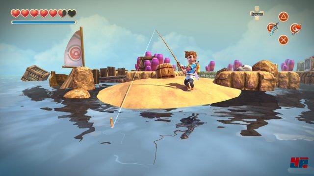 Screenshot - Oceanhorn: Monster of Uncharted Seas (PS4) 92533656