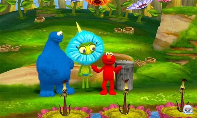 Screenshot - Sesamstraße: Es war einmal ein Monster (360) 2246797