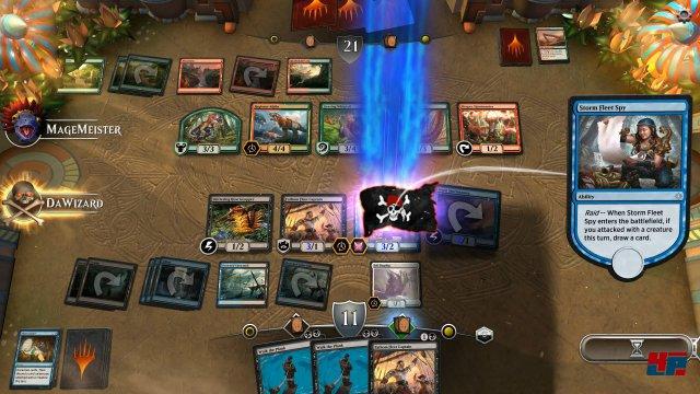 Screenshot - Magic: The Gathering Arena (PC)