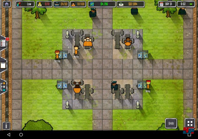 Screenshot - Prison Architect (Android)