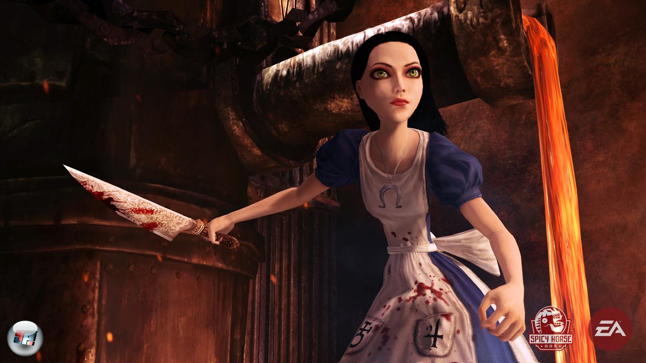 Alice ist wieder da - und verrückter als je zuvor!