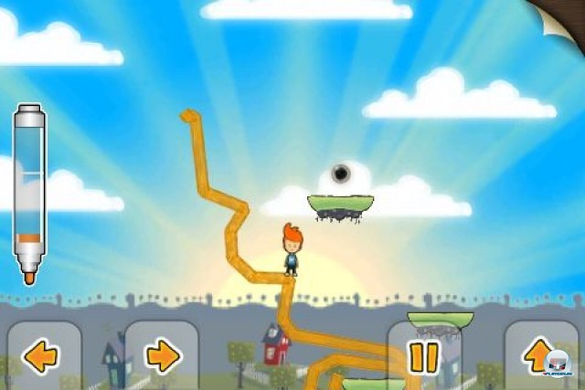 Screenshot - Max and the Magic Marker (iPhone)