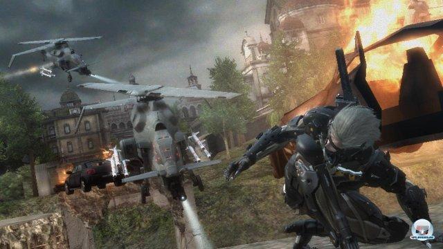Screenshot - Metal Gear Rising: Revengeance (PlayStation3) 2375642