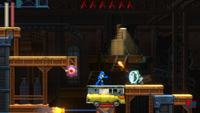 Screenshot - MegaMan 11 (PC)